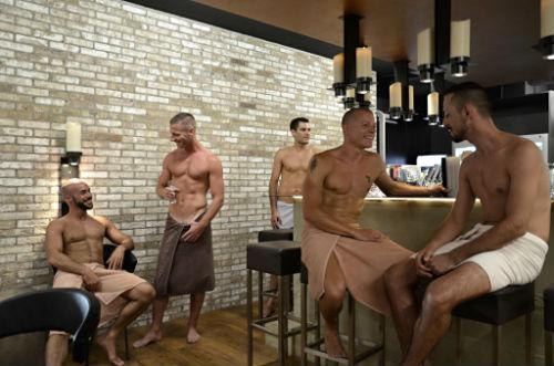 shemale oslo gay sauna
