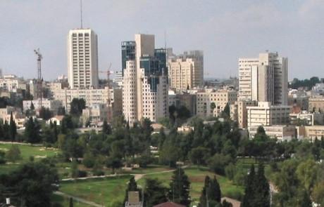 גן העצמאות, ירושלים סקס גייז בין העצים