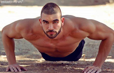 תחרות מר לבנון 2016 במי תבחרו לגבר השווה ביותר ?