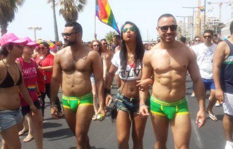 מצעד הגאווה 2016 בתל אביב
