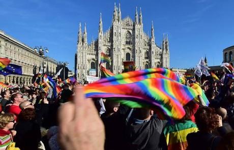 הסנאט ברומא נגד אימוץ חד מיניים