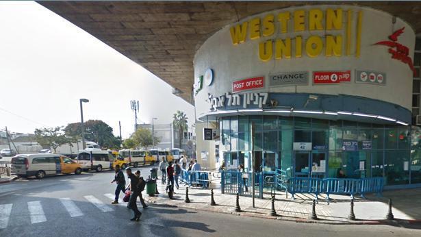 מין מזדמן בתחנה המרכזית בתל אביב